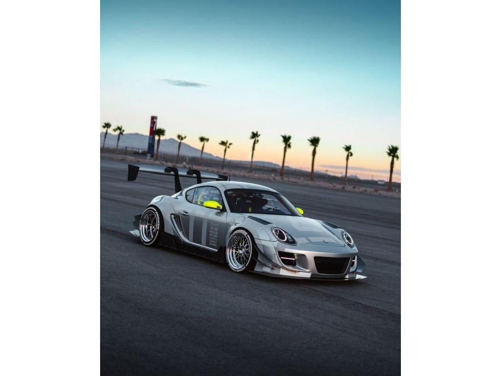 Pandem Widebody Porsche Cayman S